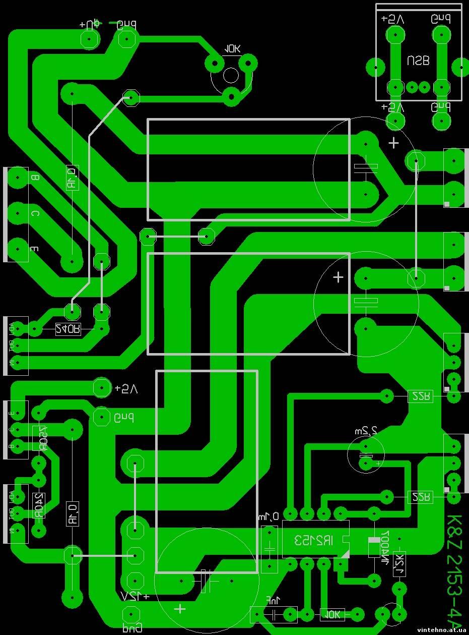 схема преобразователя для ноутбука 19в 4,7а
